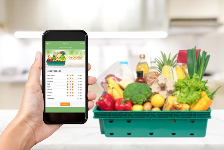 Grocery delivery software platform with OnTime